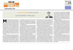 Las SOCIMI y Málaga