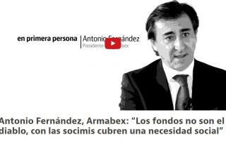Armabex y Armanext entrevista idealista